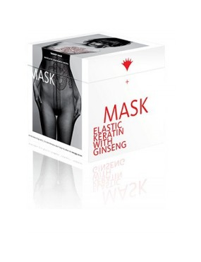 MASK elastic keratin with...